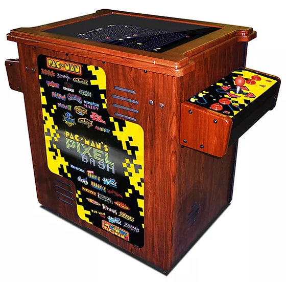PAC-MAN's PIXEL BASH HOME Cocktail