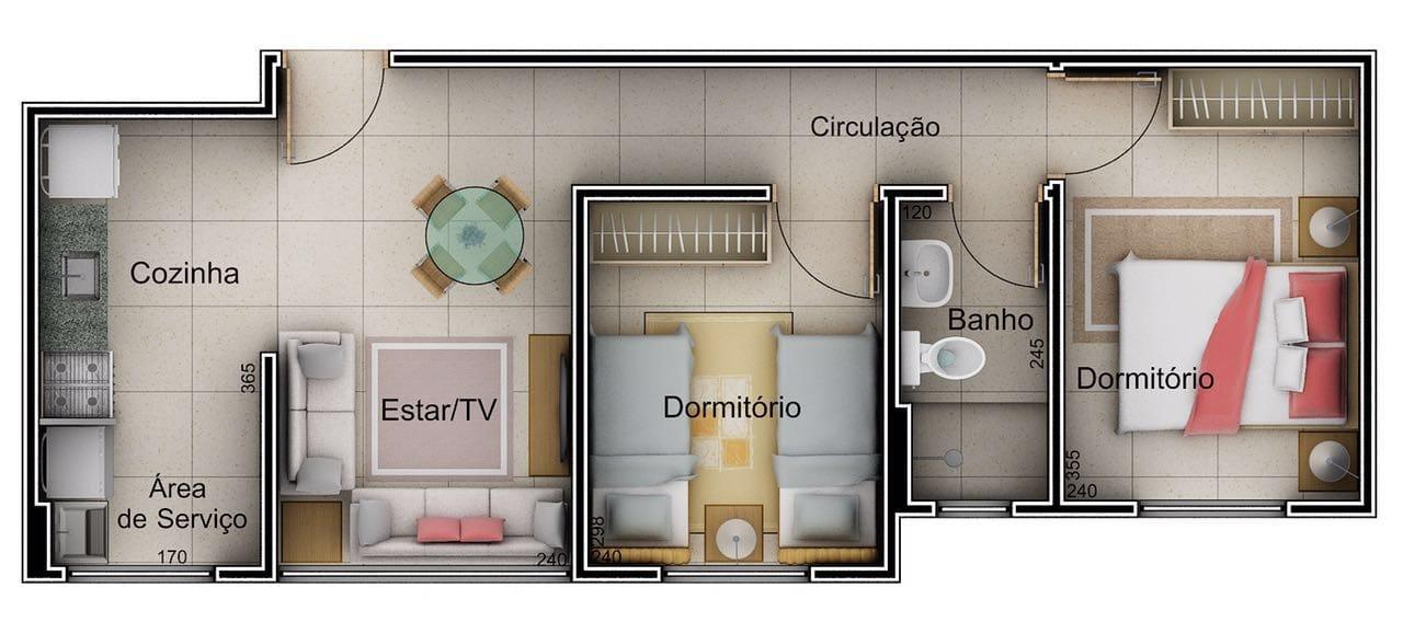 Residencial Napoli