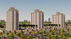 Fachada Residencial Jardim Brasilia