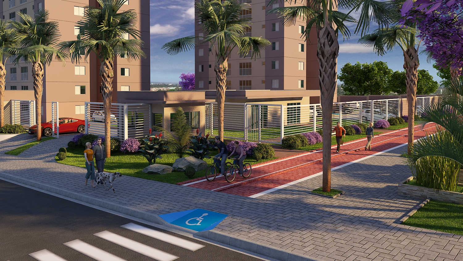 Residencial New Quality