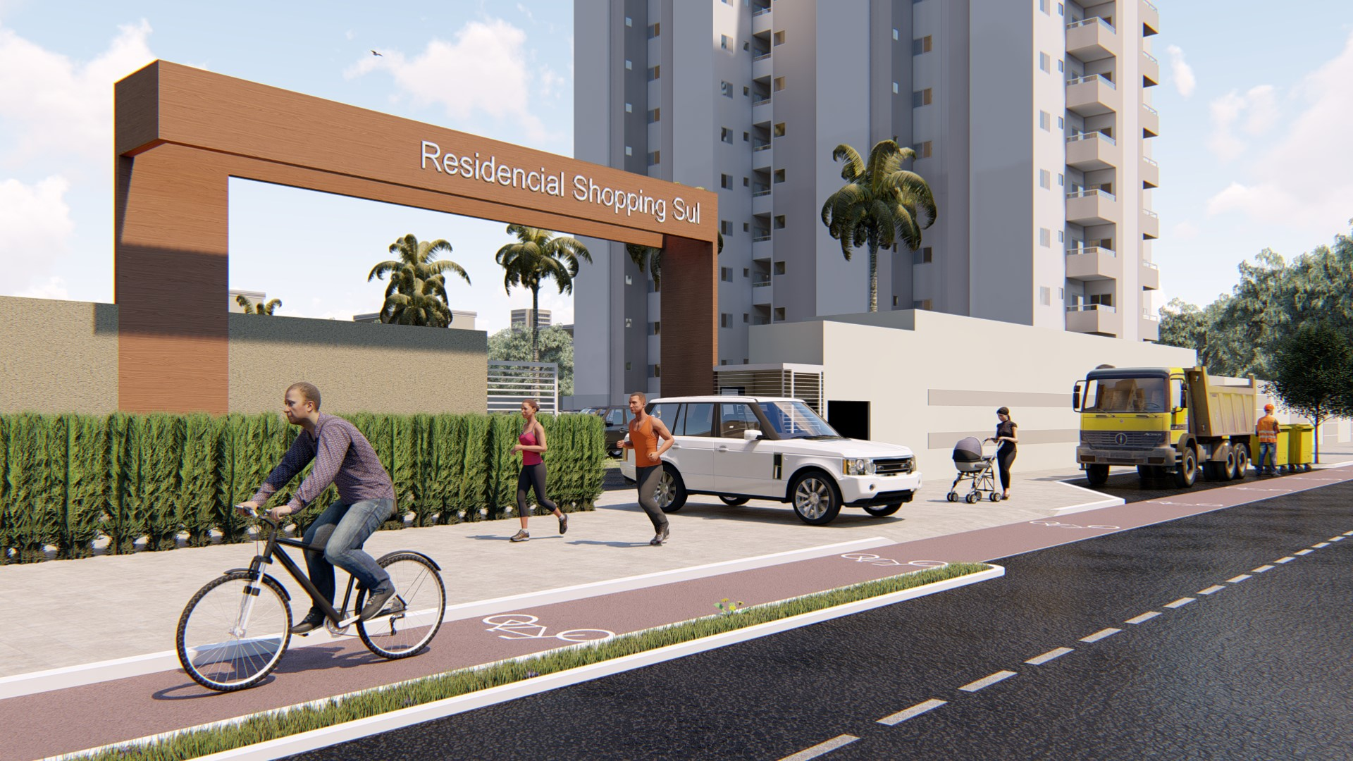 Residencial Shopping Sul