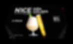 Pina Colada frozen cocktail