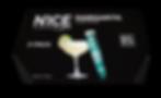 Margarita frozen cocktail