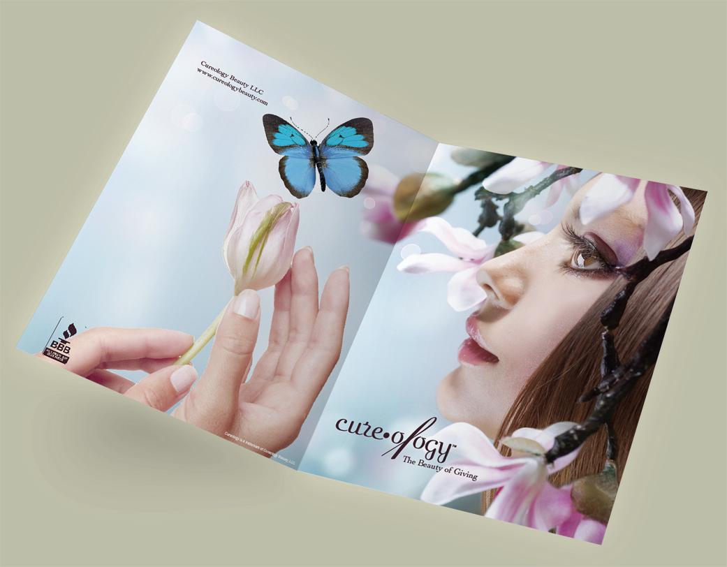 Cureology folder