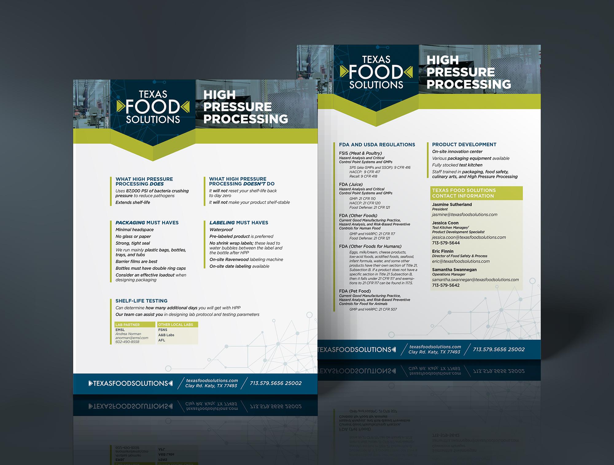 TFS HPP flyer