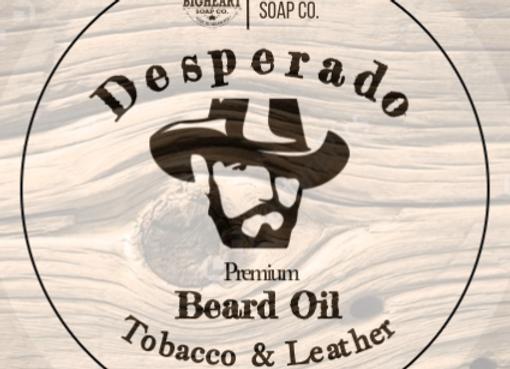 Desperado Beard Oil