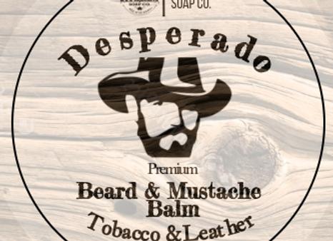 Desperado Beard & Mustache Balm