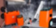 MetaWelding - Limpieza de soldadura en i