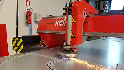 MetaWelding - Plasma cutting Koike Vente