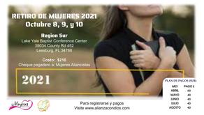 Mujeres - Retiro 2021