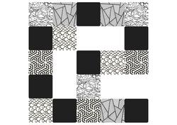 Gabarits niv 3 - Format A3 - Moco Art Graphique - Amalgames