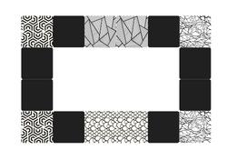 Gabarits niv 2 - Format A3 - Moco Art Graphique - Amalgames