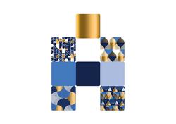 Gabarits niv 1 - Format A3 - Moco Rêve Bleu - Amalgames