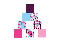 Gabarits niv 1 - Format A3 - Moco Art Fushia - Amalgames