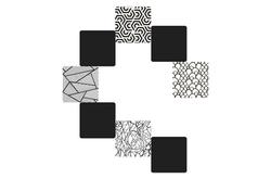 Gabarits niv 1 - Format A3 - Moco Art Graphique - Amalgames