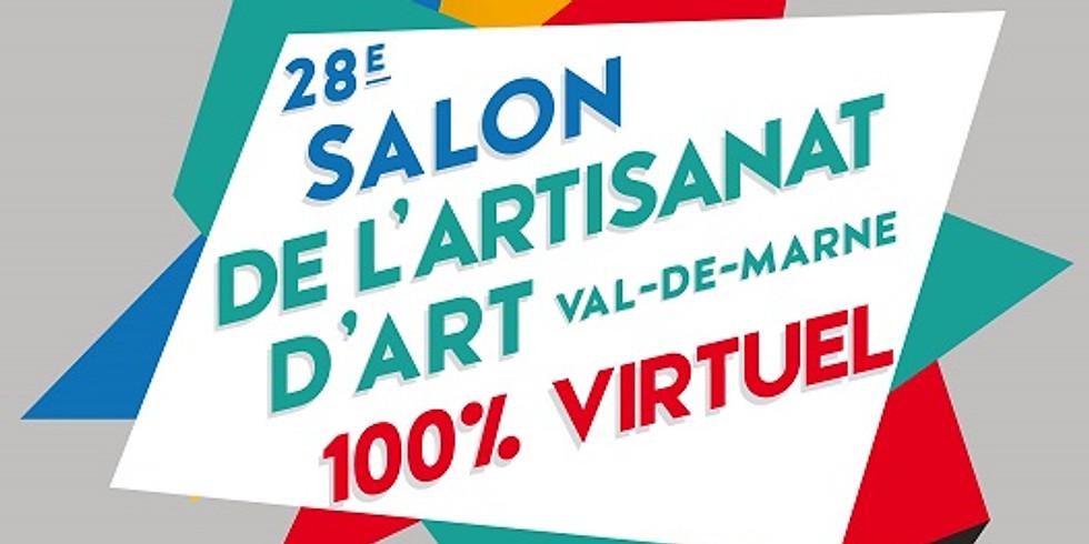 Salon de l'Artisanat d'Art de Saint Maur édition 2020