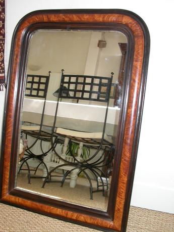 Peintre en décors restauration de miroir val de Marne