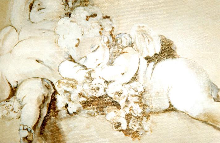 Peintre en décors chérubins Val de Marne
