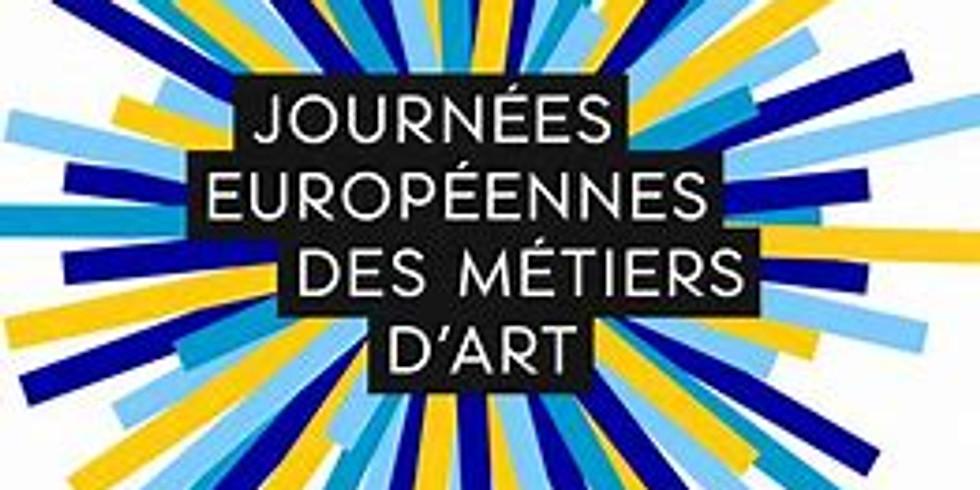 JEMA Journées Européennes des Métiers d'Art