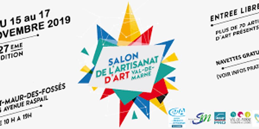 Salon de l'Artisanat d'Art du Val de Marne