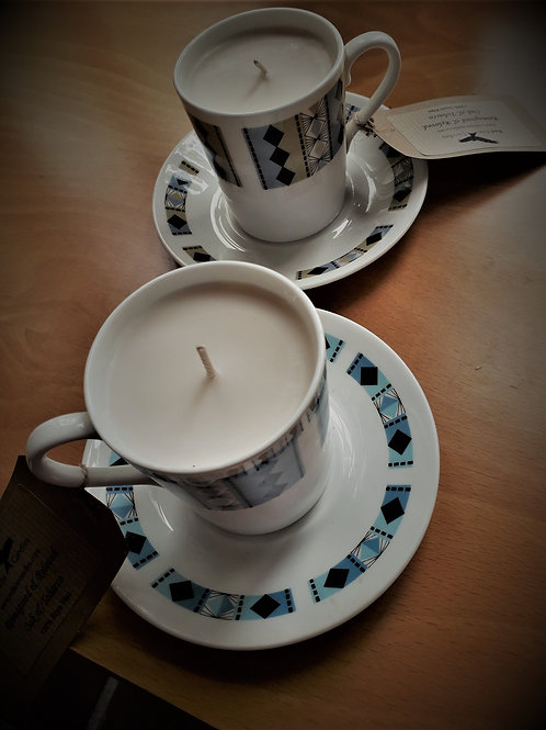 Deco Cup Candle
