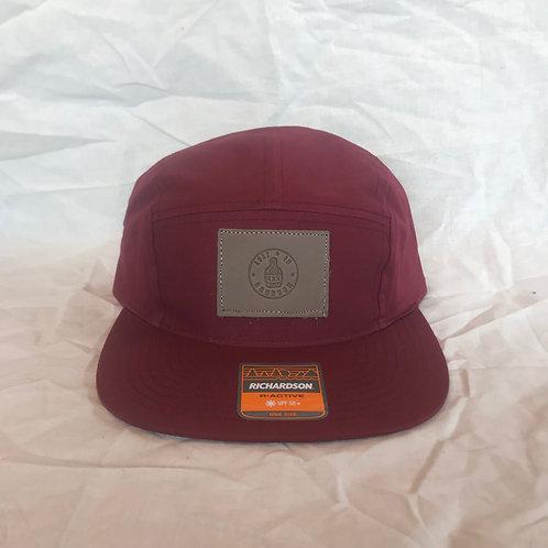 5-Panel Red Hat