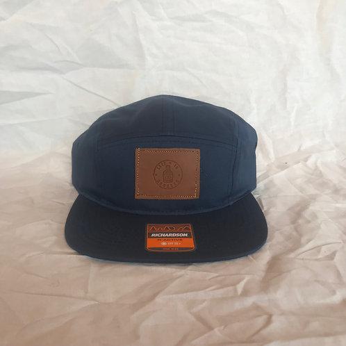 5-Panel Blue Hat