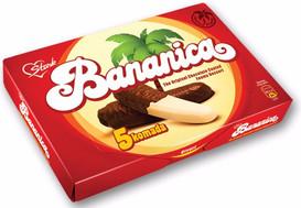 Bananica 125g