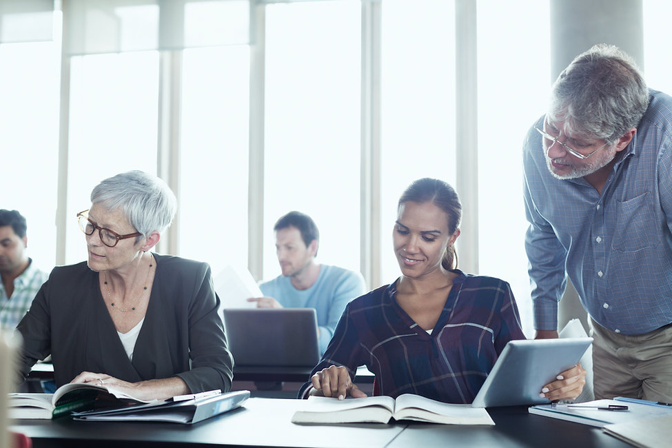 Adult Education Course offerings coach program virtual learning