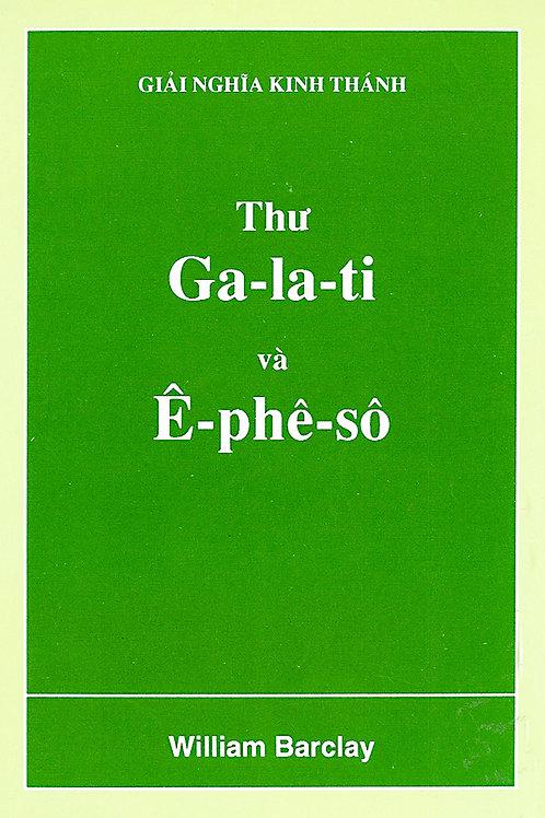 W.B. Thư Ga-la-ti & Ê-phê-sô