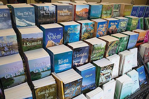 Bộ Giải Nghĩa Kinh Thánh Tân Ước Warren Wiersbe (trọn bộ 23 quyển)