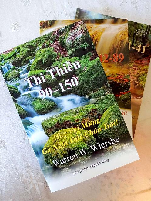 Bộ Sách Nghiên CứuThánh Kinh - W.W Thi Thiên