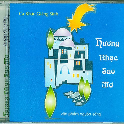 CD Hương Nhạc Sao Mơ