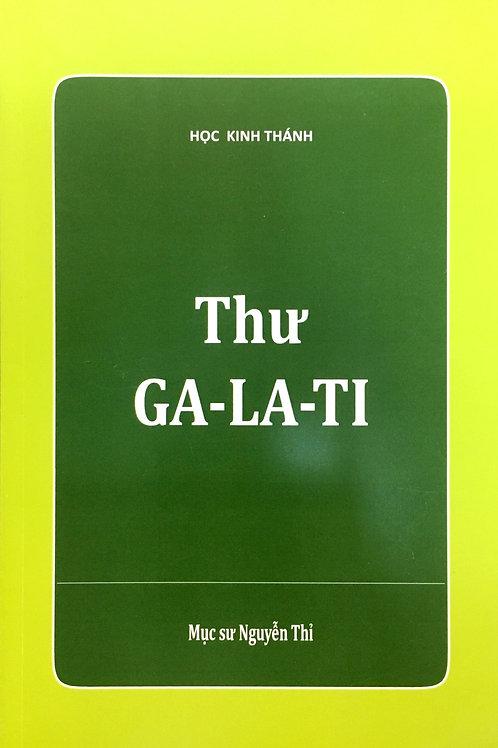 Bài Học Kinh Thánh Thư Ga-La-Ti
