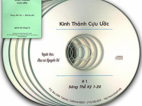 CD Kinh Thánh Cựu Ước