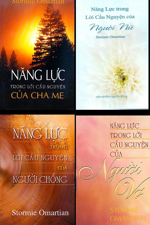 Bộ Sách Năng Lực Lời Cầu Nguyện (4 quyển)