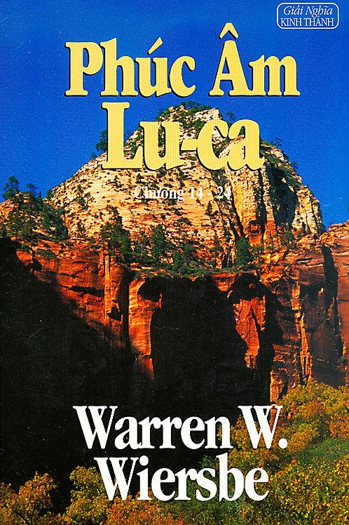 W.W. Phúc Âm Lu-ca (14-24)