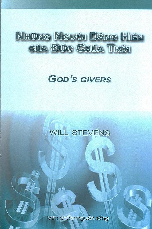 Những Người Dâng Hiến của Đức Chúa Trời - Will Stevens