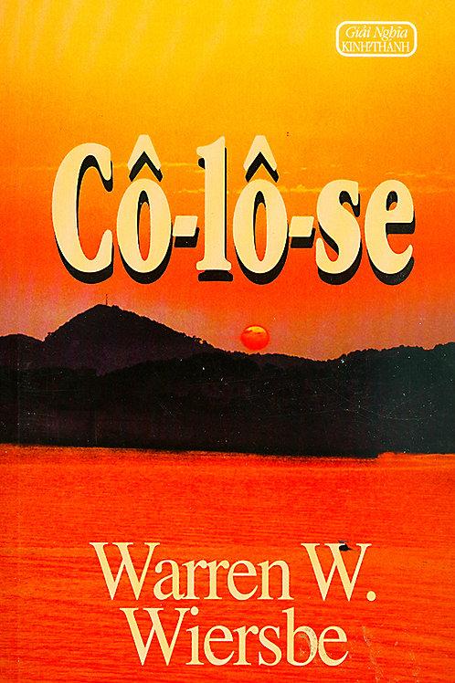 W.W. Cô-lô-sê