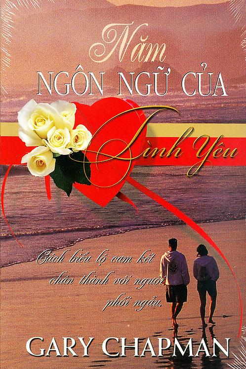 Năm Ngôn Ngữ của Tình Yêu (bìa Cứng)