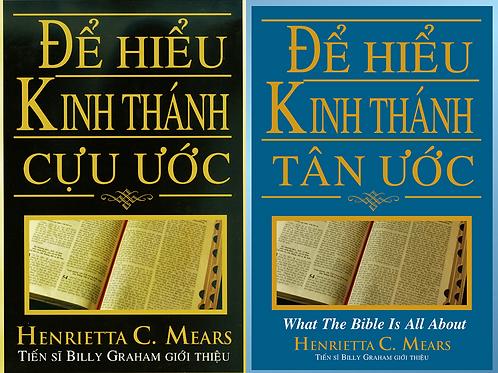Bộ sách Để Hiểu Kinh Thánh Tân Ước và Cựu Ước