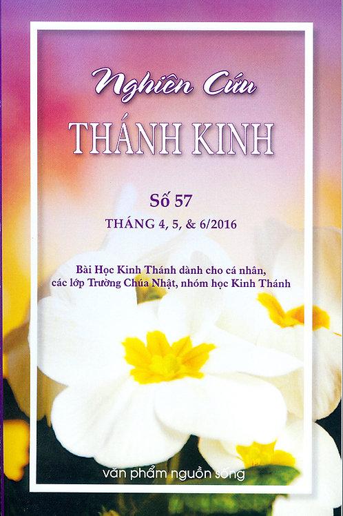 Nghiên Cứu Thánh Kinh Số 57