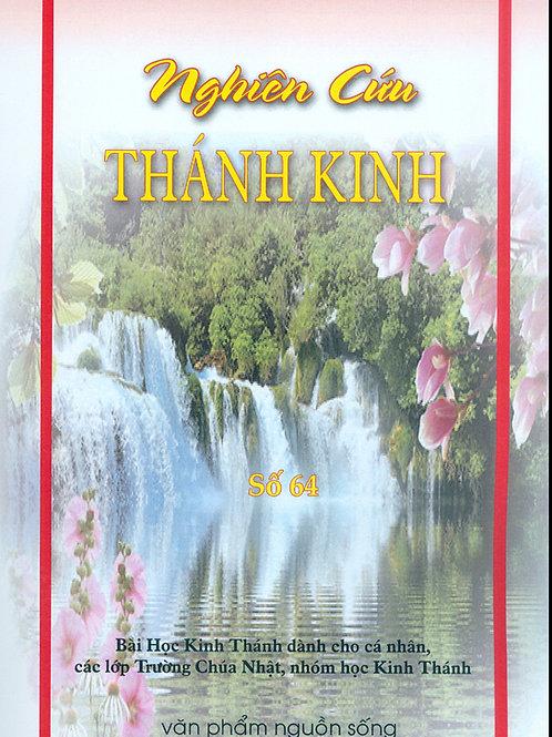 Nghiên Cứu Thánh Kinh số 64