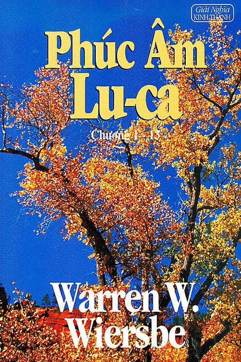 W.W. Phúc Âm Lu-ca (1-13)