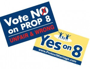 Proposition 8 Was Gay Anyways