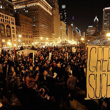 Occupy Chicago: A Distant Utopia