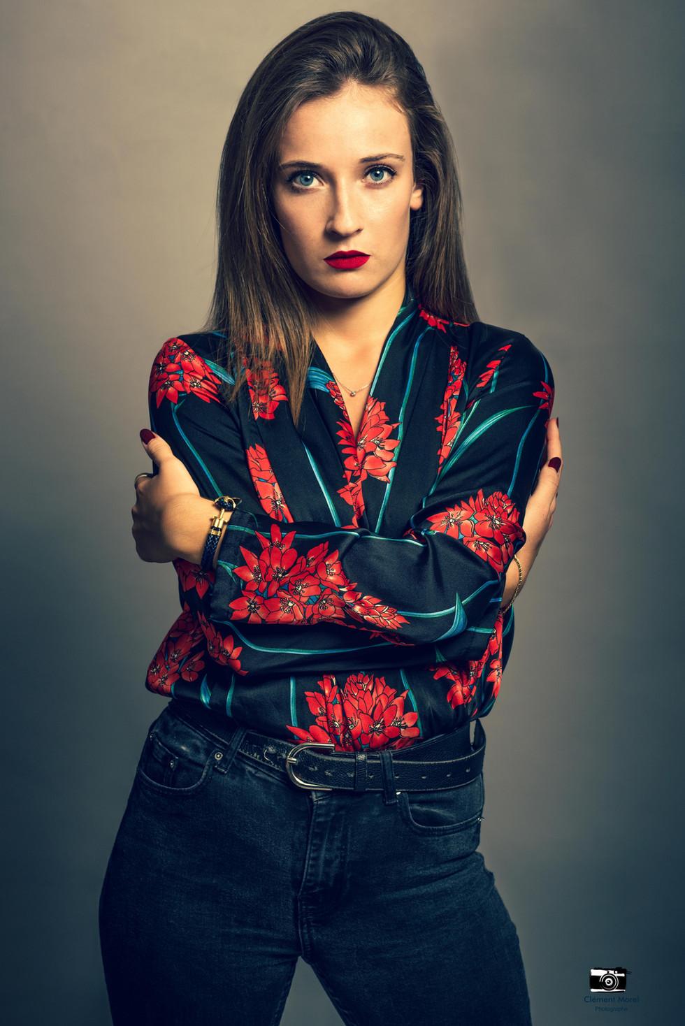 Portrait Marie