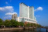 The Baltimore Marriot Waterfront Hotel