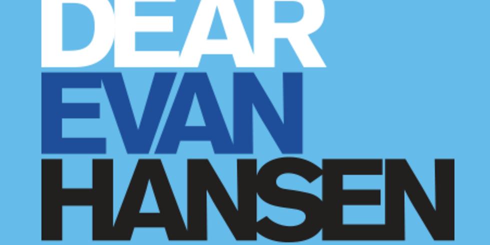 The Broadway Cast Reunion Series: DEAR EVAN HANSEN