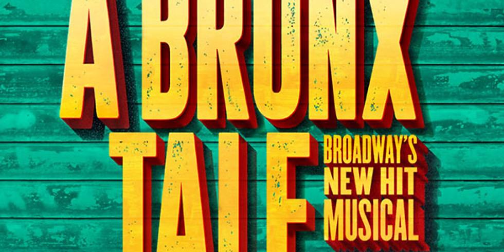 The Broadway Cast Reunion Series: A BRONX TALE